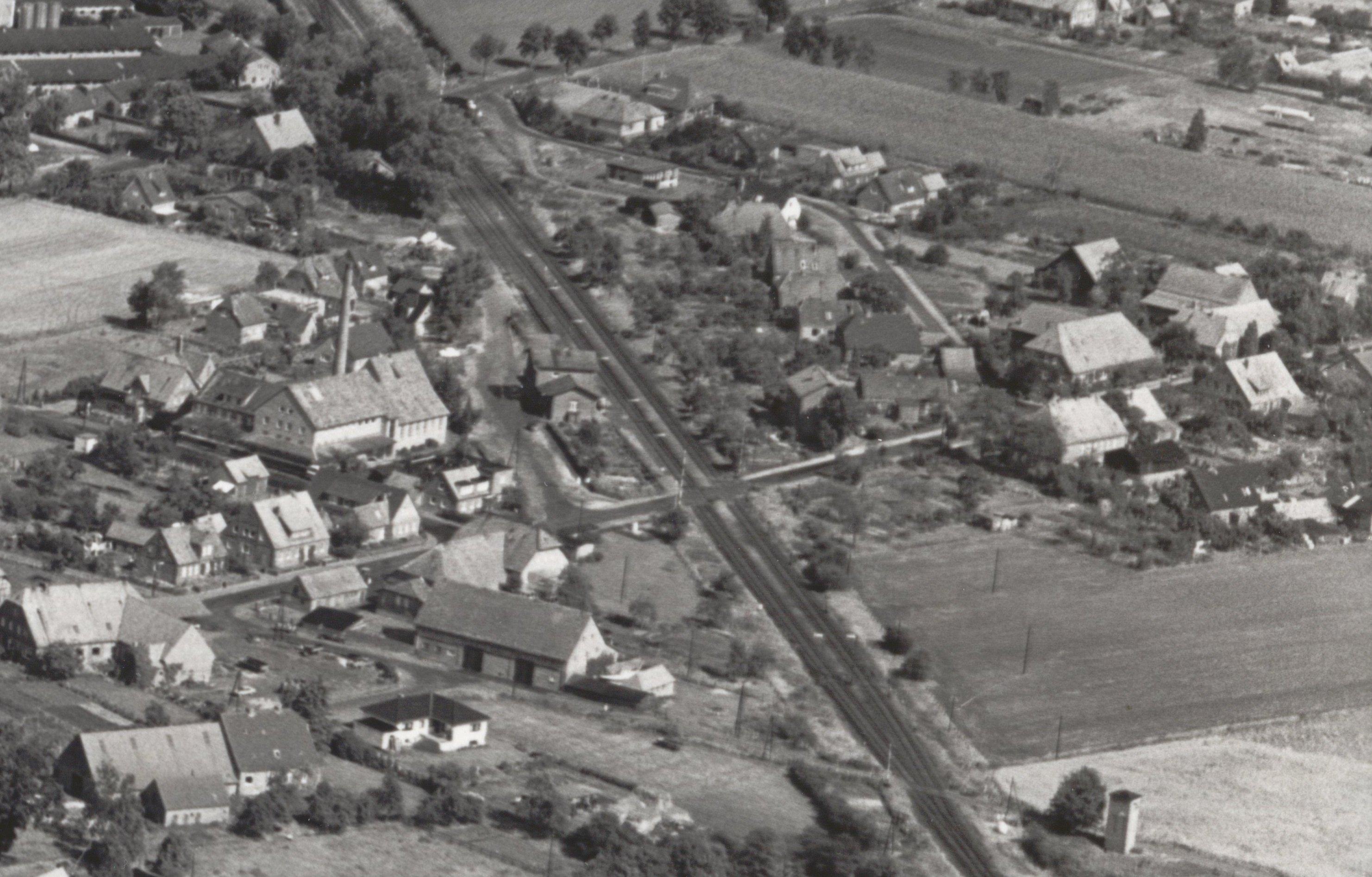 Luftbild 1975