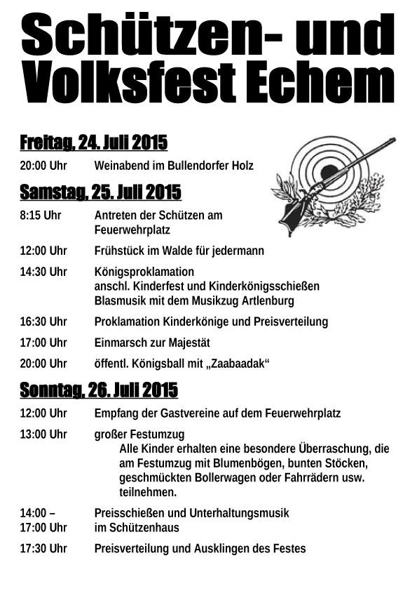 Schützenfestplakat-2015